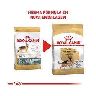 Ração Royal Canin Pastor Alemão Para Cães Adultos - 12kg