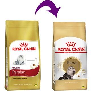 Ração Royal Canin Persian para Gatos Adultos da Raça Persa