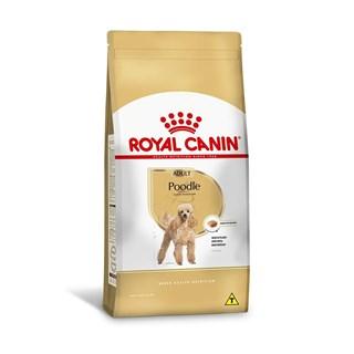 RAçãO ROYAL CANIN POODLE PARA CãES ADULTOS