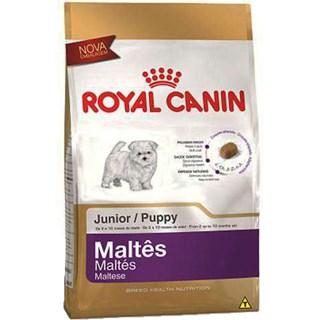 Ração Royal Canin Raças Espcíficas Maltês Para Cães Filhotes