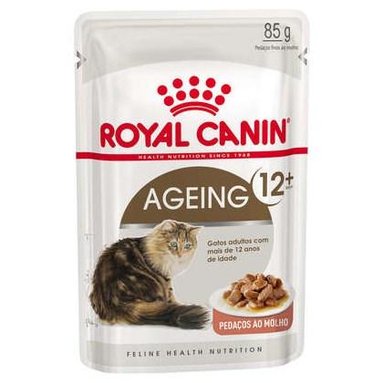 Ração Royal Canin Sachê Ageing 12+ - 85g