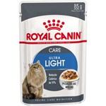 Ração Royal Canin Sachê Ultra Light - 85g
