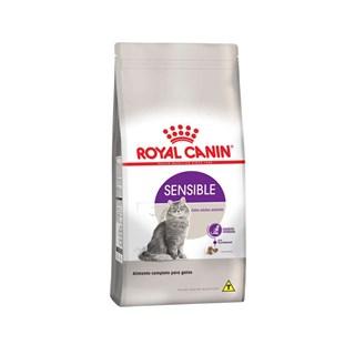 Ração Royal Canin Sensible para Gatos Adultos Sensíveis