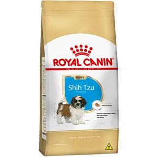 Ração Royal Canin Shih Tzu Junior Para Cães Filhotes