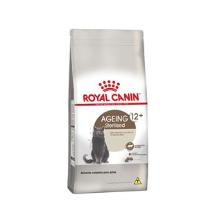 Ração Royal Canin Sterilised Ageing 12+