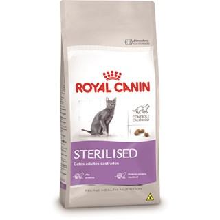 Ração Royal Canin Sterilised Para Gatos Adultos Castrados - 7.5kg