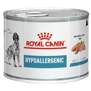 Ração Royal Canin Vet Diet Hypoallergenic Canine Wet - 200g