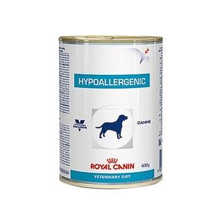Ração Royal Canin Vet Diet Hypoallergenic Canine Wet Para Cães