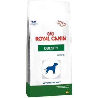 RAçãO ROYAL CANIN VET. DIET. OBESITY CANINE - 1.5KG