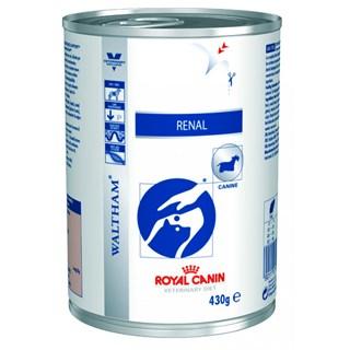 RAçãO ROYAL CANIN VET. DIET. RENAL CANINE LATA - 410G
