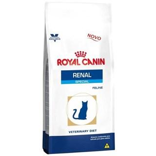 Ração Royal Canin Vet Diet Renal Especial Feline S/O Para Gatos