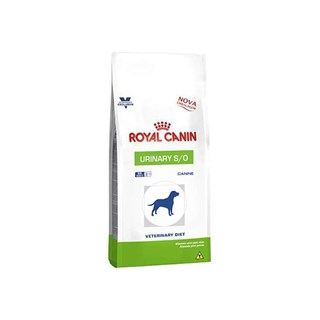 Ração Royal Canin Vet. Diet. Urinary Canine S/O - 2kg