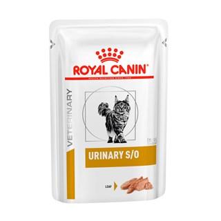 Ração Royal Canin Vet Diet Urinary Feline S/O Wet Sachê - 100g