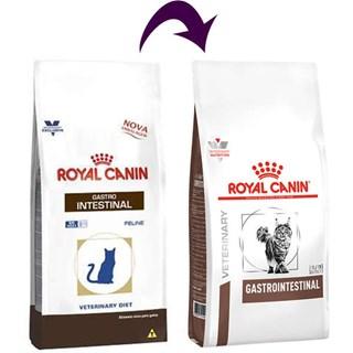 Ração Royal Canin Veterinary Diet Gastro Intestinal para Gatos