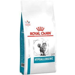 Ração Royal Canin Veterinary Diet Hypoallergenic para Gatos