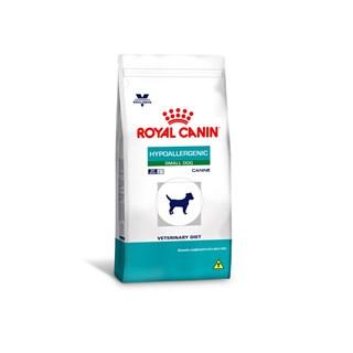 Ração Royal Canin Veterinary Diet Hypoallergenic Small Dog Para Cães De Raças Pequenas