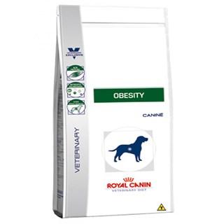 Ração Royal Canin Veterinary Diet Obesity Para Cães Adultos