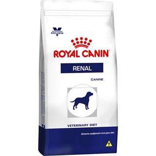 Ração Royal Canin Veterinary Diet Renal Para Cães Adultos