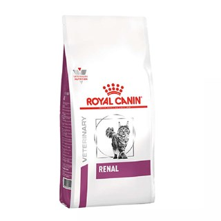Ração Royal Canin Veterinary Diet Renal Para Gatos