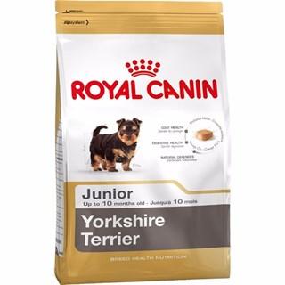 Ração Royal Canin Yorkshire Junior Para Cães Filhotes