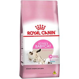 Ração Royal Health Nutrition Feline Mother e Baby para Gatos Filhotes de 1 a 4 Meses de Idade