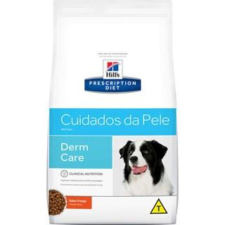 Ração Seca Hills Prescription Diet Cuidados com a Pele para Cães Adultos