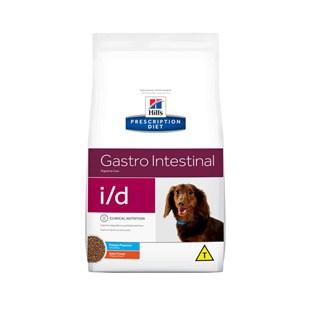 Ração Seca Hills Prescription Diet i/d Pedaços Pequenos Cuidado Gastrointestinal para Cães Adultos