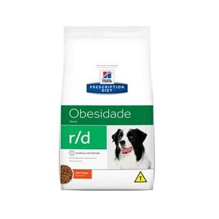 Ração Seca Hills Prescriptions Diet R/D Obesidade para Cães Adultos Obesos