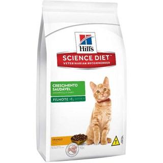 Ração Seca Hills Science Diet para Gatos Filhotes