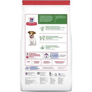 Ração Seca Hills Science Diet Pedaços Pequenos para Cães Filhotes