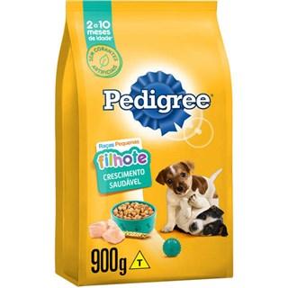 Ração Seca Pedigree para Cães Filhotes Raças Pequenas