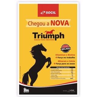 Ração Socil Triumph Para Equinos