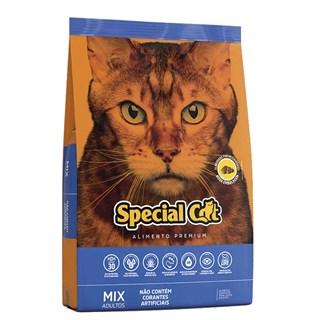 Ração Special Cat Mix 2ª Geração Para Gatos Adultos
