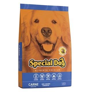 Ração Special Dog 2ª Geração Sabor Carne Para Cães Adultos