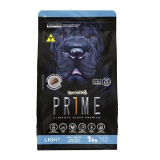 Ração Special Dog Prime Light Para Cães Adultos