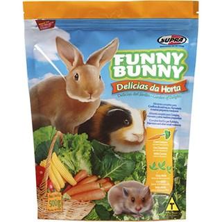 Ração Supra Funny Bunny Delícias da Horta Coelhos