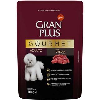 Ração úmida Affinity GranPlus Gourmet Sachê Ovelha para Cães Adultos