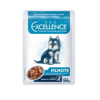 Ração Úmida Dog Excellence para Cães Filhotes