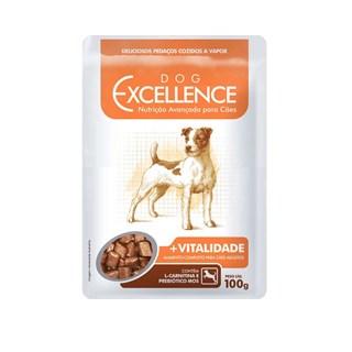 Ração Úmida Dog Excellence Vitalidade para Cães Adultos
