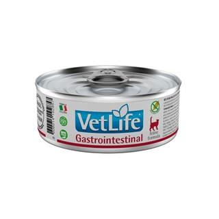 Ração Úmida Farmina Vet Life Gastrointestinal para Gatos