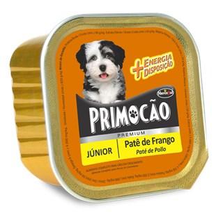 Ração Úmida Hercosul Primocão Patê Sabor Frango Para Cães Filhotes