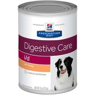 Ração Úmida Hills Canine Prescription Diet I/D Para Cães Adultos