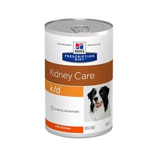 Ração Úmida Hills Prescription Diet K/D Renal para Cães Adultos