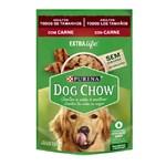 Ração Úmida Purina Dog Chow Para Cães Adultos Sabor Carne e Arroz