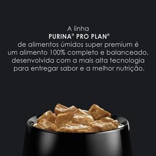 Ração Úmida Purina Pro Plan Senior 7+ Sabor Cordeiro Ao Molho Para Cães Adultos