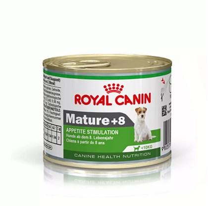 Ração Úmida Royal Canin Adult Mature 8+ Para Cães Sênior De Raças Pequenas