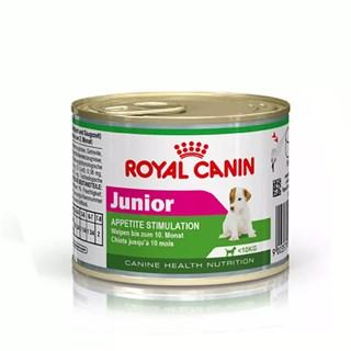Ração Úmida Royal Canin Junior Para Cães Filhotes De Raças Pequenas