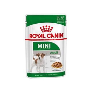 Ração Úmida Royal Canin Mini Adult Para Cães Adultos De Raças Pequenas