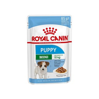 Ração Úmida Royal Canin Mini Puppy Para Cães Filhotes De Raças Pequenas
