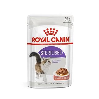 Ração Úmida Royal Canin Sterilised Para Gatos